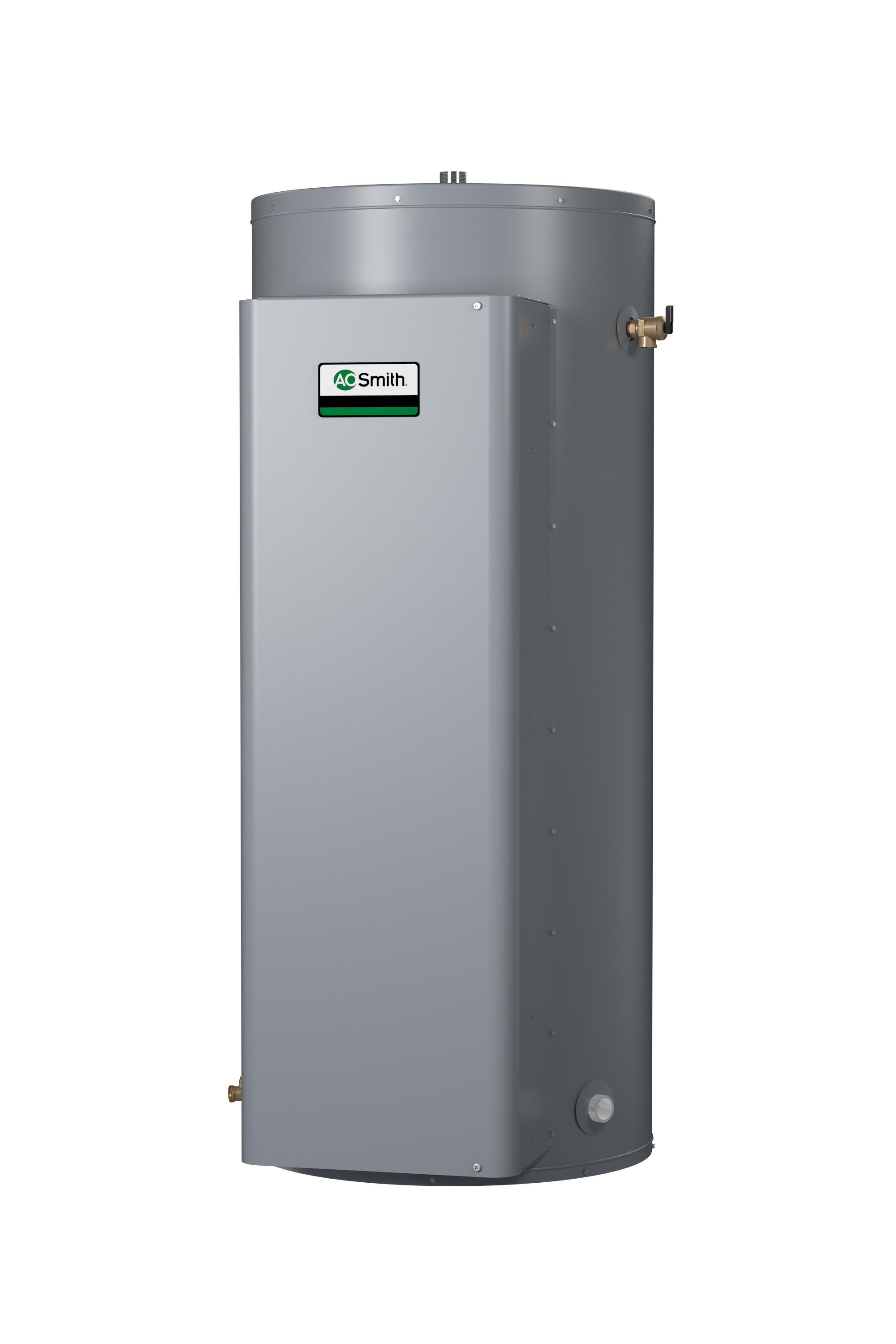 AO SMITH DRE-120-12, 119 GALLONS, 12.0KW, 240 VOLT, 28.9 AMPS, 3 PHASE, 3 ELEMENT, COMMERCIAL ELECTRIC WATER HEATER, GOLD SERIES