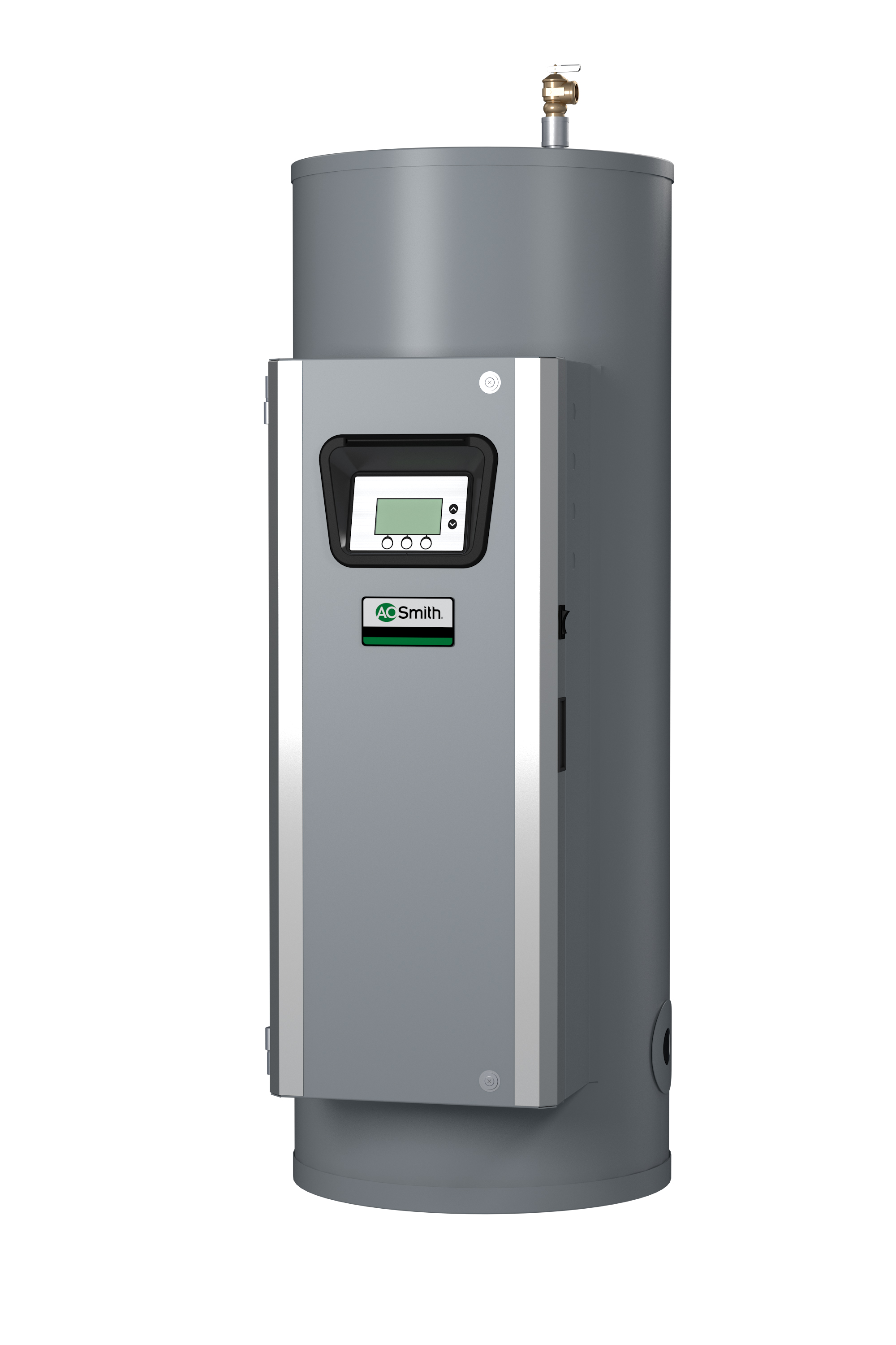 AO SMITH DSE-100A-15, 100 GALLONS, 15KW, 240 VOLT, 36.1 AMPS, 3 PHASE, 1 ELEMENT, ASME CUSTOM Xi SERIES HEAVY DUTY COMMERCIAL ELECTRIC WATER HEATER