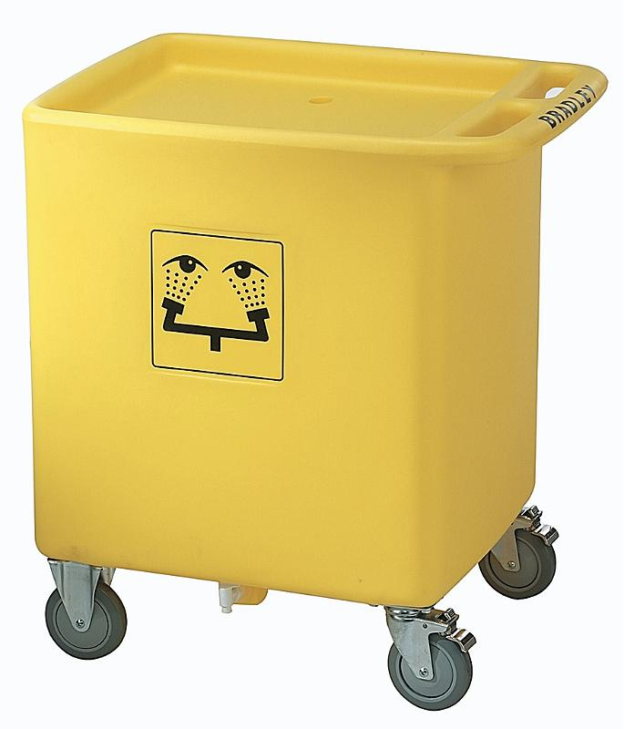 BRADLEY S19-399: ON-SITE WASTE CART