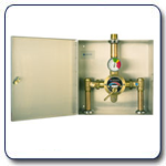 Mixing Valves for Emergency Systems
