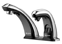 SLOAN 3346000, ESD-20080-P CP, PLUG-IN TRANSFORMER, ELECTRONIC SOAP DISPENSOR WITH ETF-80 FAUCET
