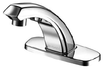 SLOAN 3365013BT: ETF880-4-PLG-CP-0.5-GPM-FCT, ELECTRONIC OPTIMA SERIES FAUCET