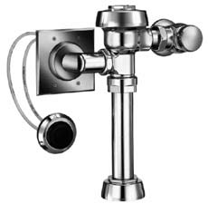 SLOAN 3910000 ROYAL 910-1.6: HYDRAULIC WATER CLOSET FLUSH VALVE (DOES NOT INCLUDE ACTUATOR.)